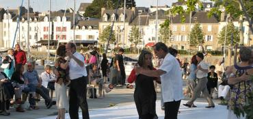 danser au port